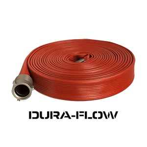 Key hose DURA-FLOW Rubber Covered Hose