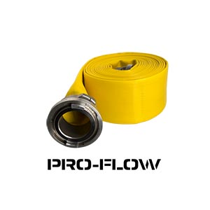 Key hose PRO-FLOW Rubber Covered Hose